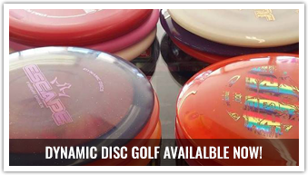 Gear up with the best disc golf discs and accessories