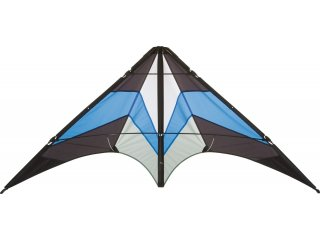 Limbo Stunt Kite (Blue)