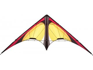 HQ Atomic Stunt Kite (Lemon)