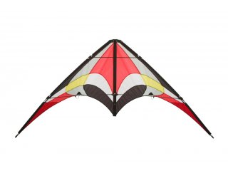 HQ Salsa II Stunt Kite (Red)