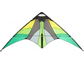 HQ Cirrus Stunt Kite (Emerald)