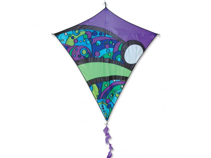 Borealis Diamond Kite (Cool Orbit)