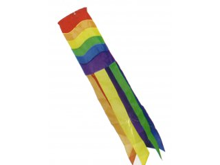 40 in. Windsock (Rainbow)