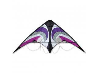 Premier Vision Stunt Kite (Raspberry Purple)