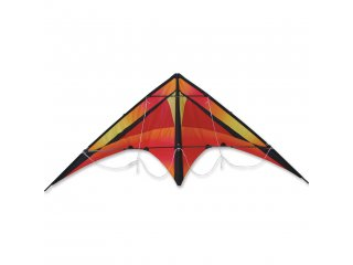 Premier NightHawk Stunt Kite (Fire)