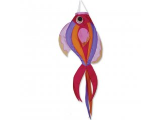 36 in. Exotic Butterfly Fish Windsock