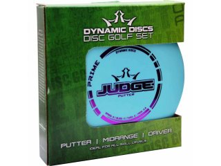 Dynamic Discs Prime Disc Golf Starter Set