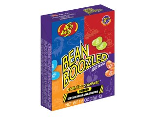 BeanBoozled Jelly Beans Flip Top Box - 1.6 oz Box (3rd edition)