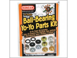 Ball Bearing Yo-Yo Parts Kit (13-piece)