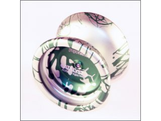 YoYoFactory Catalyst Yo-Yo (Green Splash)