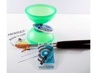 Henry's Vision Diabolo Combo (Green)