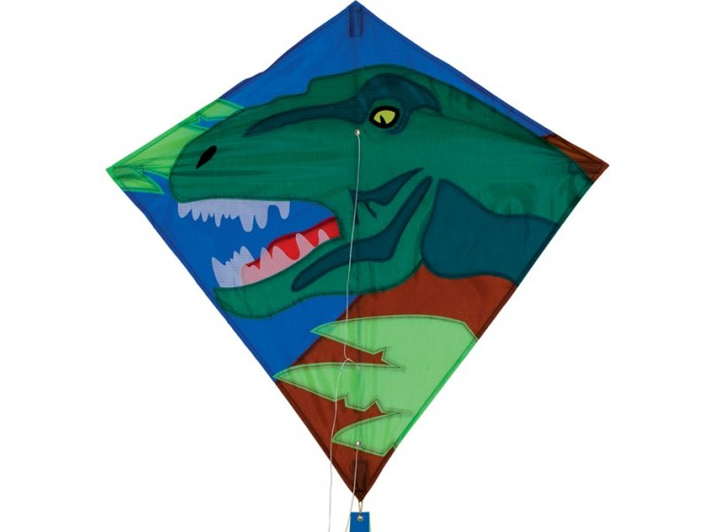 how to fly a diamond kite video