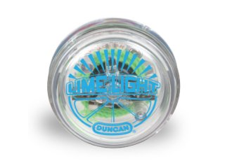 Duncan Lime Light Yo-Yo (Blue)