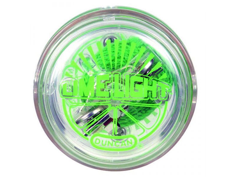Duncan Lime Light Yo-Yo (Green)