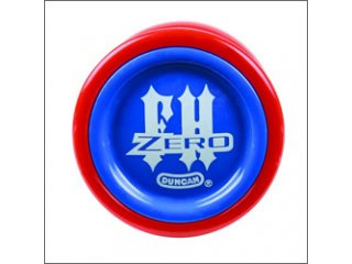 Duncan Freehand Zero Yo-Yo (Red/Blue)