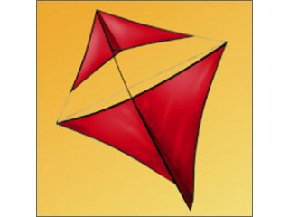 The Marconi Kite (Red)