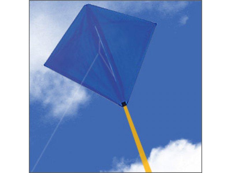 Blue Kite Itw classic hata kite ( blue ) kite stop kites , windsocks ...