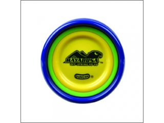 Hayabusa Offstring Yo-Yo (Green/Blue/Yellow)
