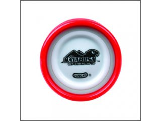 Hayabusa Offstring Yo-Yo (Grey/Red/White)