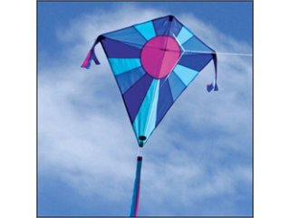 ITW Celestial Diamond Kite (Moonbeam)