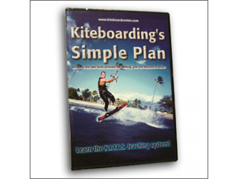 Simple Plan Dvd Kiteboarding's Simple Plan Dvd