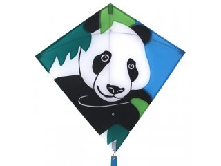 30 in. Diamond Kite (Panda)