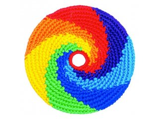 Pocket Disc Sport (Rainbow Swirl)