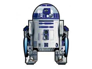 Supersized Star Wars Kite (R2-D2)