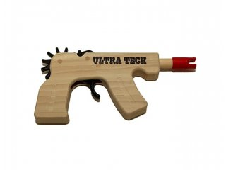 Rubber Band Gun (Ultra-Tech Pistol)