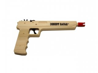 Rubber Band Gun (Desert Eagle Pistol)