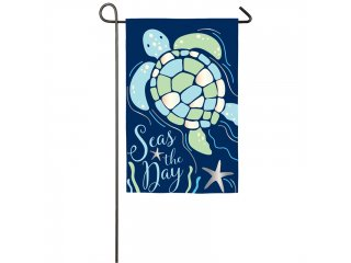 Garden Flag (Seas the Day Sea Turtle)