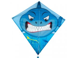 30 in. Diamond Kite (Shark)