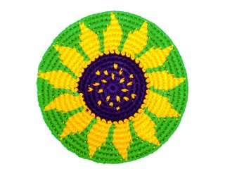 Pocket Disc Sport (Sunflower)