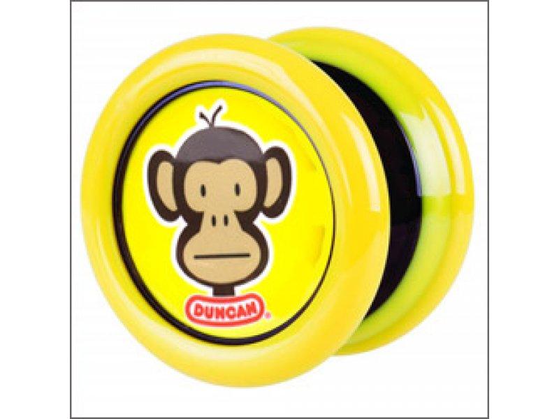 Duncan Throw Monkey Yo Yo Yellow Kite Stop Kites