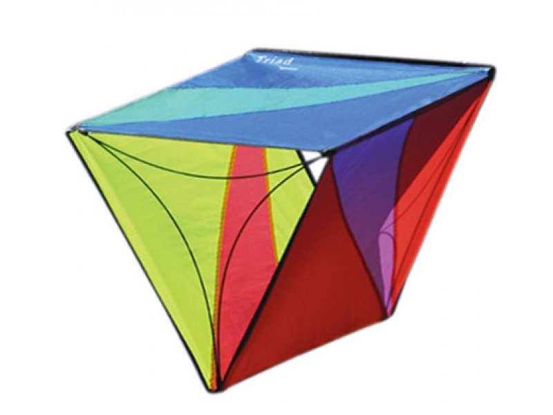 Prism Triad Box Kite (Spectrum)