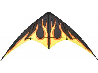 HQ Bebop Stunt Kite (Fire)