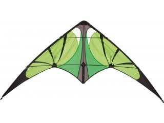 HQ Bebop Stunt Kite (Lime)
