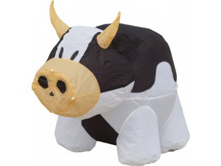 Bouncing Buddy (Black Cow)