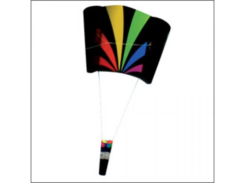 Skydog Lifter Sled Kite 17 (Rainbow)
