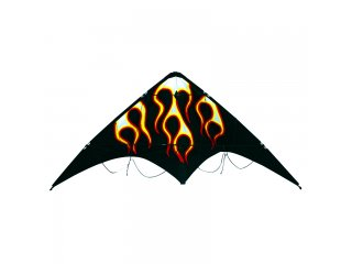 Skydog Little Wing Stunt Kite (Flames)