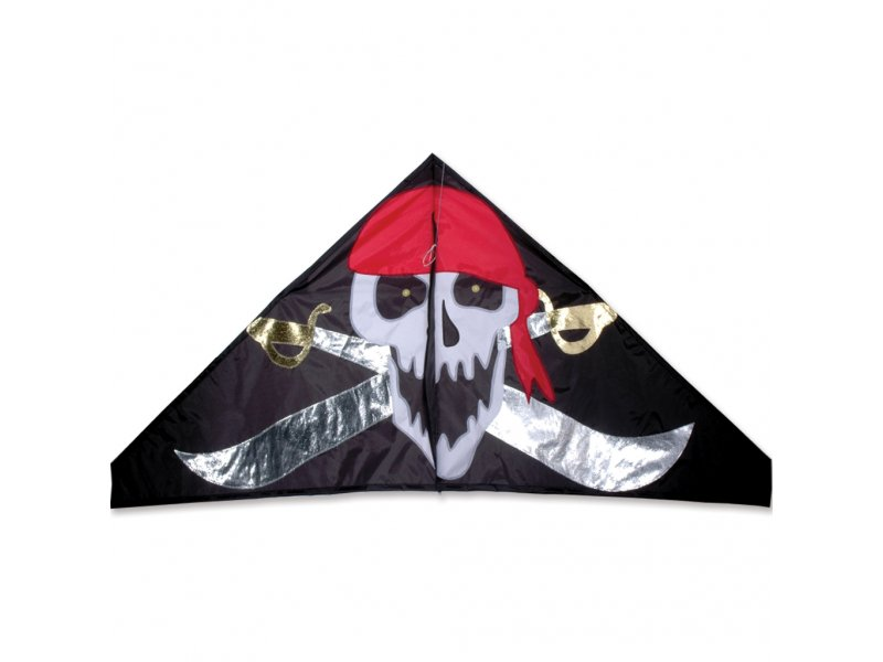 56 in. Delta Kite (Cutlass Pirate)