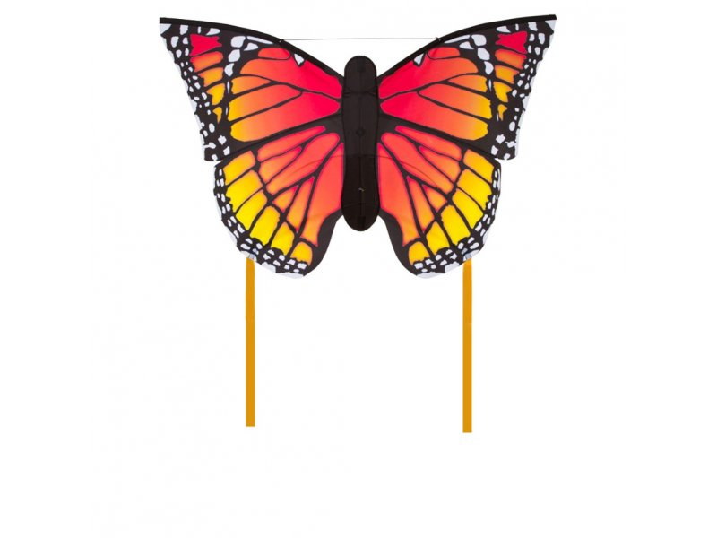 HQ Butterfly Kite (Monarch)