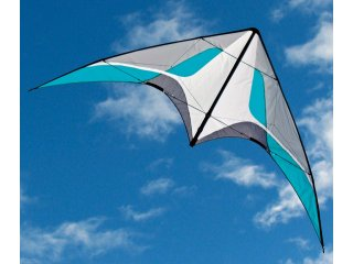 ITW Echo Stunt Kite (Teal)
