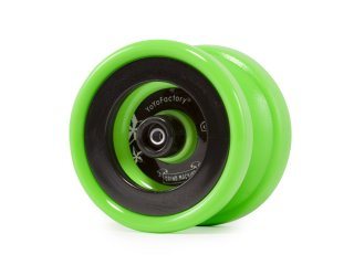 YoYoFactory Grind Machine Yo-Yo (Green)