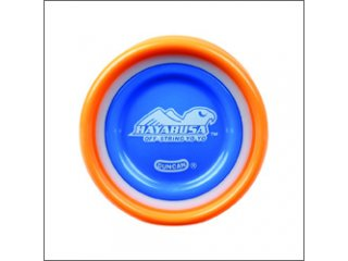 Hayabusa Offstring Yo-Yo (White/Orange/Blue)