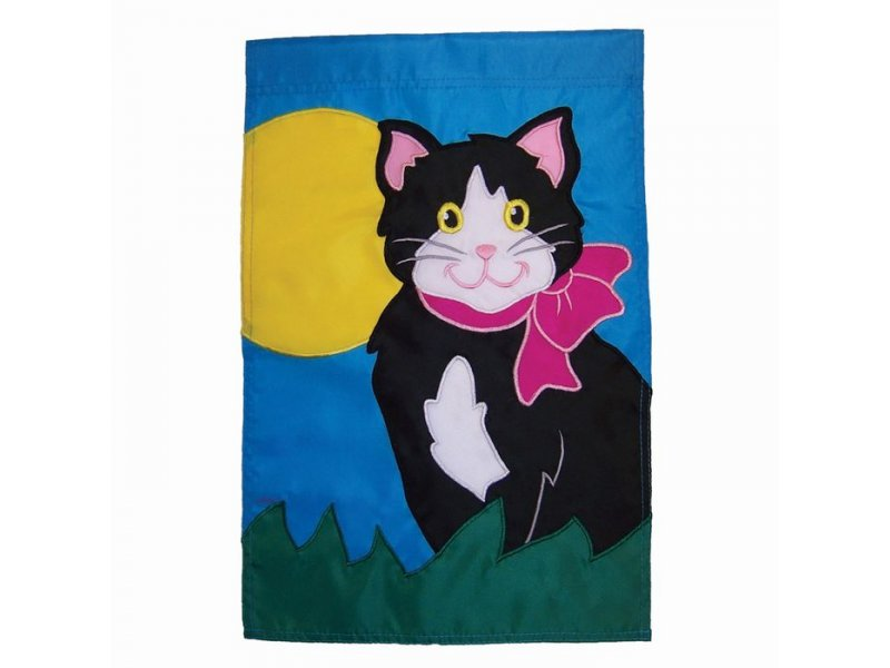 Garden Flag (Kitty Kat)
