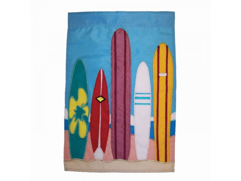 Garden Flag (Surfboards)