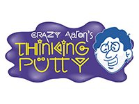 Image result for crazy aaron's logo