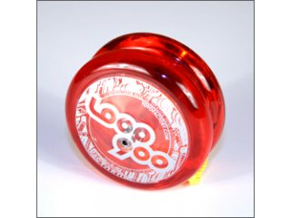 YoYoFactory Loop 900 Yo-Yo (Red)