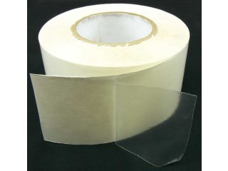 3 in. Clear Mylar Tape